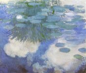 Claude Monet - Nympheas 1914