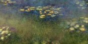 Claude Monet - Water Lilies Giverny
