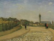 Camille Pissarro - Upper Norwood Crystal Palace London 1870