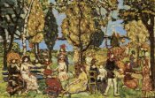 Maurice Brazil Prendergast - In The Park