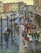 Maurice Brazil Prendergast - The Grand Canal Venice