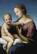 Raphael - Madonna And Child 8