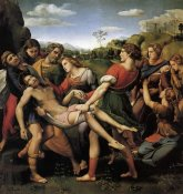 Raphael - The Entombment
