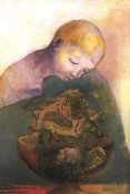 Odilon Redon - Chalice Of Becoming