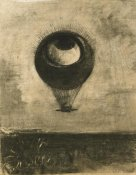 Odilon Redon - Eye Balloon