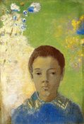 Odilon Redon - Portrait Of Ari