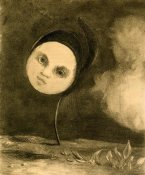 Odilon Redon - Strange Flower Little Sister Of The Poor