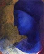 Odilon Redon - The Golden Cell