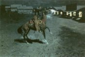 Frederic Remington - An Argument With The Town Marshal