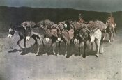 Frederic Remington - An Early Start For Market