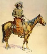 Frederic Remington - Arizona Cowboy