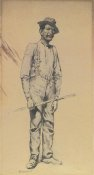 Frederic Remington - Dan Dunn On His Works