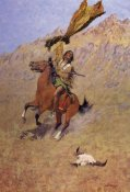 Frederic Remington - The Scout