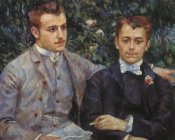 Pierre-Auguste Renoir - Charles and George Durand