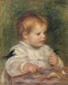 Pierre-Auguste Renoir - Jacques Fray As A Baby