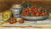 Pierre-Auguste Renoir - Strawberries