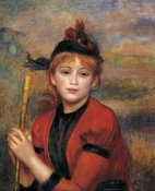 Pierre-Auguste Renoir - The Rambler