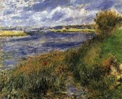 Pierre-Auguste Renoir - The Seine At Champrosay