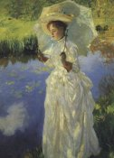 John Singer Sargent - A Morning Walk 1888