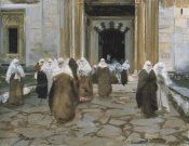 John Singer Sargent - Door of a Mosque, 1891