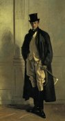 John Singer Sargent - Lord Ribblesdale