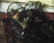 John Singer Sargent - Mosquito Nets