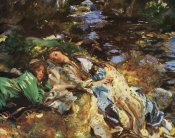 John Singer Sargent - The Brook, 1907