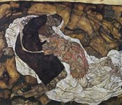 Egon Schiele - Death And Maiden
