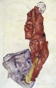 Egon Schiele - Hindering The Artist Is A Crime, It Is Murdering Life In The Bud