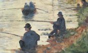 Georges Seurat - Fisherman