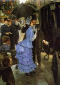 James Tissot - Bridemaid
