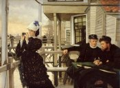 James Tissot - Captain's Daughter