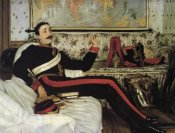 James Tissot - Colonel Frederick Burnaby