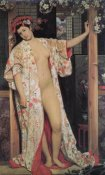 James Tissot - Japanese Girl Bathing