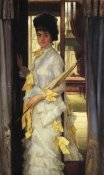 James Tissot - Miss Lloyd