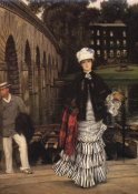 James Tissot - Return From Boating Trip