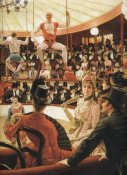 James Tissot - Sporting Women