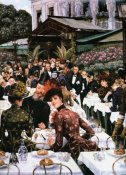 James Tissot - The Artists Ladies