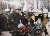 James Tissot - The Last Evening