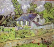 Vincent Van Gogh - House In Auvers