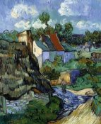 Vincent Van Gogh - Houses At Auvers