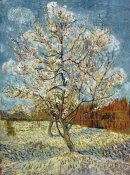Vincent Van Gogh - The Pink Peach Tree 1888