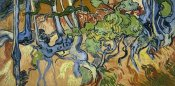 Vincent Van Gogh - Tree Roots And Trunks, 1890