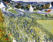Vincent Van Gogh - Vineyards Auvers