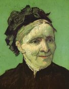 Vincent Van Gogh - Artists Mother