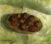 Vincent Van Gogh - Basket Apples