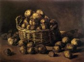 Vincent Van Gogh - Basket Of Potatoes