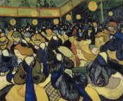 Vincent Van Gogh - Dance Hall In Arles