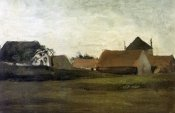 Vincent Van Gogh - Farm House Loosduinen Near The Hague