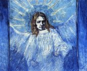 Vincent Van Gogh - Half Figure Of Angel